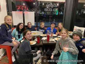 Travel basketball teams raise money for charity - The Glencoe Anchor