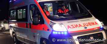 Guidonia Montecelio, camion travolge pedone, ricoverato in codice rosso - Il Quotidiano del Lazio