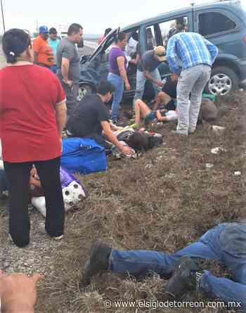 Mujer muere en accidente en la carretera Allende-Nueva Rosita - El Siglo de Torreón
