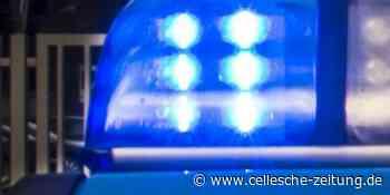 Hermannsburg/Oldendorf - Unfall zwischen Trecker und Pkw endet am Straßenbaum - Eine Person leicht verletzt - Cellesche Zeitung