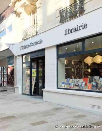 """Une nouvelle librairie à Bourg-la-Reine La librairie """"L'Infinie comédie"""" a bénéficié de l - Centre National du Livre"""