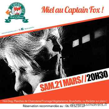 Miel Captain Fox 21 mars 2020 - Unidivers