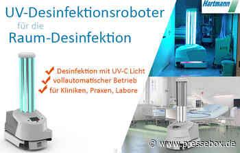 Die Hartmann GmbH aus Hainichen bietet ab sofort eine innovative Raumdesinfektion die auch gegen das Corona-Virus wirksam ist! - PresseBox.de
