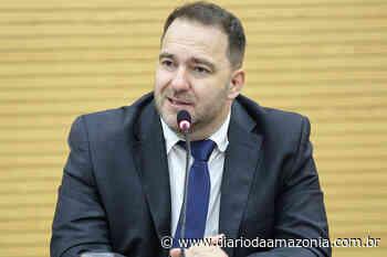 Alex Redano reconhece ação dos vereadores de Ariquemes por destinar R$ 310 mil para combate ao Coronavírus - Diário da Amazônia