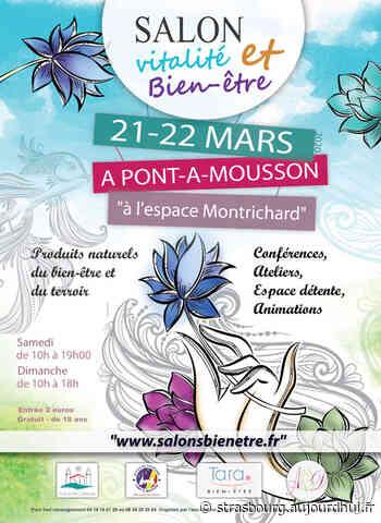Salon vitalité et bien-être - ESPACE MONTRICHARD, Pont A Mousson, 54700 - Sortir à Strasbourg - Le Parisien Etudiant