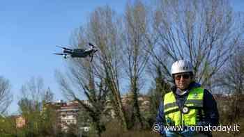 Caffarella: per bloccare i romani che corrono nel parco arriva un drone