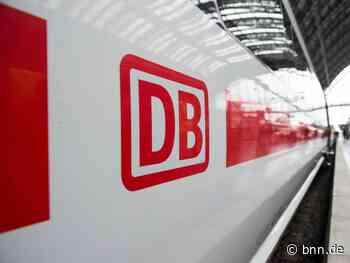 Bahnstrecke zwischen Karlsruhe und Baden-Baden kurzzeitig gesperrt - BNN - Badische Neueste Nachrichten