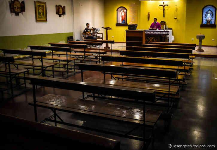 Coronavirus: All Catholic Churches In LA, Ventura, Santa Barbara Counties Closed