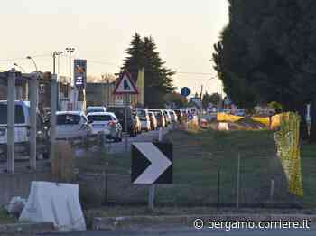 Treviolo-Paladina, il cantiere non si ferma: l'obiettivo è ultimare i lavori per fine anno - Corriere Bergamo - Corriere della Sera