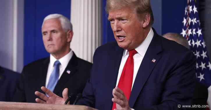 Live coronavirus updates for Wednesday, March 25: Trump's snarky tweet about Romney's test; Utah restaurants pledge $1M; Lagoon closed