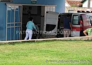 Durante bebedeira, homem desfere enxada golpes na cabeça de amigo em Carmo do Paranaíba - Patos Notícias