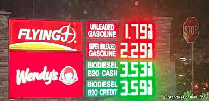 Hard To Believe: Gas Under $2 A Gallon At One Riverside County Station