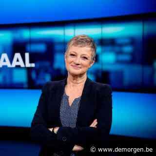 Nieuwsankers worden weer symbolen van houvast… Maar waar zit Martine Tanghe?
