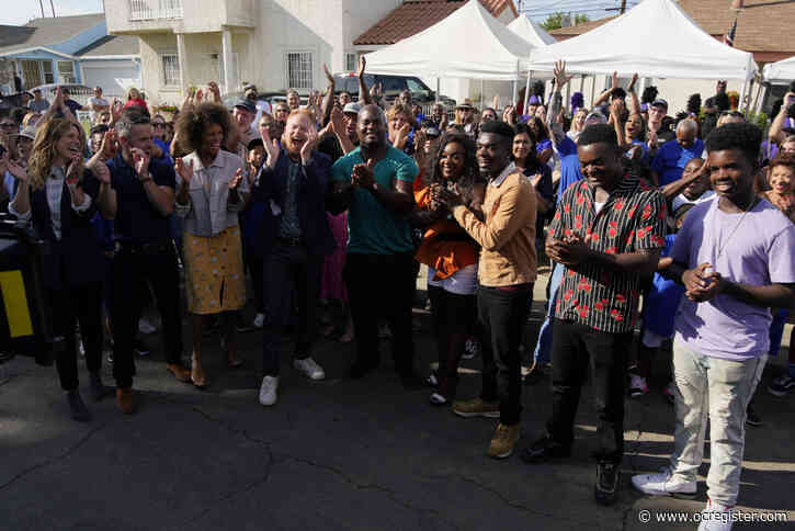 'Extreme Makeover: Home Edition' wraps up season with LA area episodes