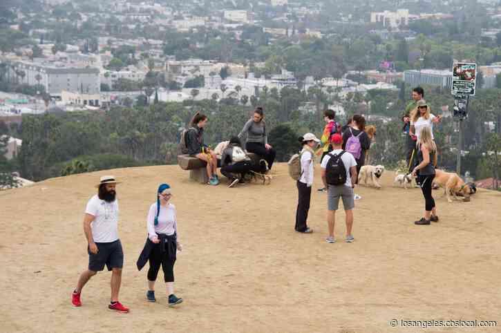 Coronavirus: LA Closes Popular Runyon Canyon In Hollywood Hills