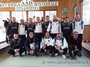 BOCCE: RAFFA II CATEGORIA fase interregionale: la Catanzarese fa risultato a Montereale nel match d'andata - Reportage online