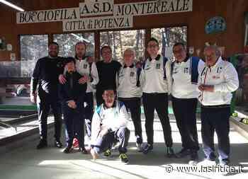 SPORT - Montereale passa il turno in B. ''Amici delle bocce'' rimandati a sabato prossimo - La Siritide