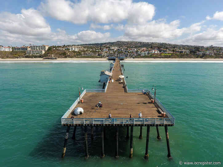 San Clemente closed pier, beach parking lots due to coronavirus concerns