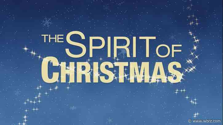 Get a break and get filled with cheer: Rebroadcast of WBRZ's 'Spirit of Christmas' tonight