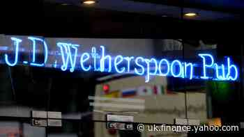 Wetherspoon pub chain will pay all staff for hours worked last week