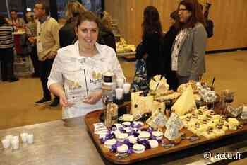 Lauragais. Cette fromagère d'un commerce installé à Escalquens s'est distinguée au niveau national - actu.fr