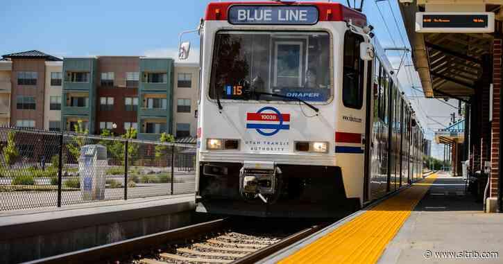 As ridership plummets, UTA evaluates how to reduce service