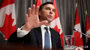 Help for Canadian oilpatch coming in 'hours, possibly days,' finance minister promises