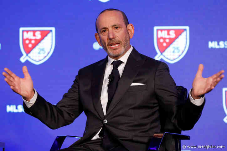 MLS plan: 'Play as many games as we possibly can' after coronavirus upheaval