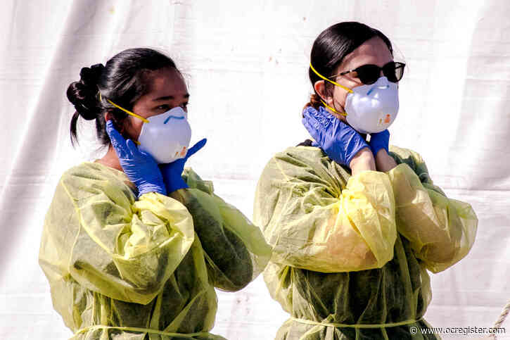 Orange County now accepting donated equipment to protect health workers from coronavirus