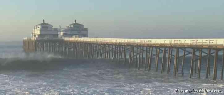 Coronavirus: Famous Malibu Pier Shut Down, Restaurants Closed