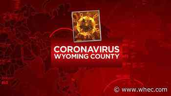 Wyoming County confirms 1 new case of COVID-19, bringing total to 4