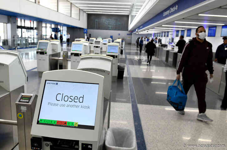 4,000 LAX concession workers seek financial aid amid coronavirus crisis