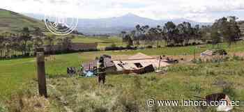 Incendio en Palopo Contadero : Noticias Cotopaxi - La Hora (Ecuador)