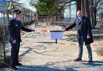 Radolfzell: Die Menschen in Radolfzell zeigen Verständnis für die Sperrung von öffentlichen Plätzen - SÜDKURIER Online
