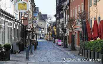 Radolfzell: Viele Innenstadt-Geschäfte sind geschlossen: So reagieren die Inhaber - SÜDKURIER Online