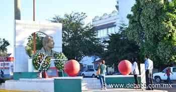 En Guamuchil conmemoran el 26 aniversario luctuoso de Colosio - DEBATE