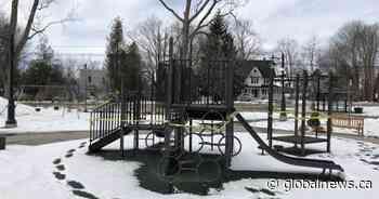 Coronavirus: Saint John keeping playgrounds open as neighbouring communities closes theirs