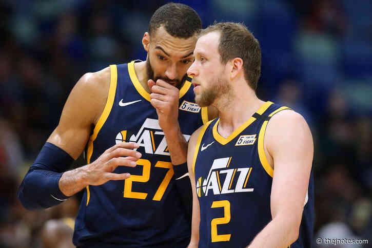 Utah Jazz: Joe Ingles speaks out on chemistry, locker room