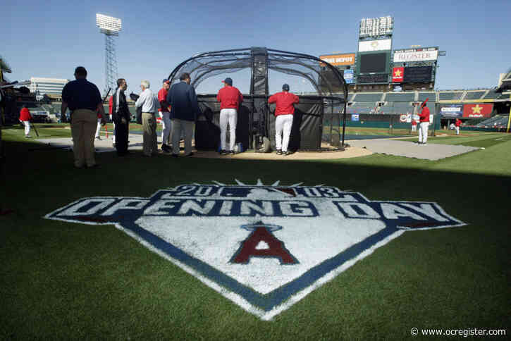 Memorable Opening Days from Angels seasons past