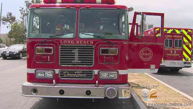 8 Long Beach Firefighters Test Positive For Coronavirus, Number Of Cases Throughout City Climbs To 41