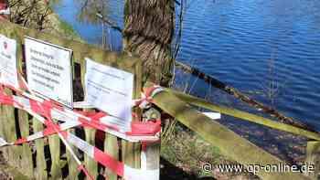Heusenstamm: Hochwasser am Angelweiher | Heusenstamm - op-online.de
