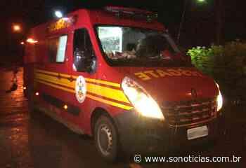 Homem é baleado em Lucas do Rio Verde e está hospitalizado - Só Notícias
