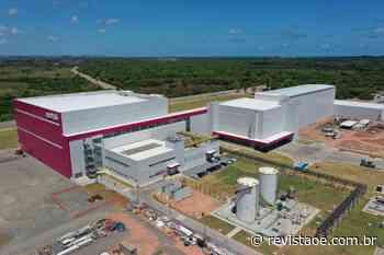 Rio Verde avança na segunda fase da obra da fábrica da Aché - Revista OE