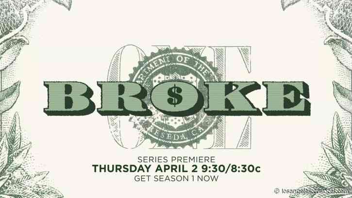 VIDEO: Go Behind-The-Scenes For The Series Premiere Of 'Broke'