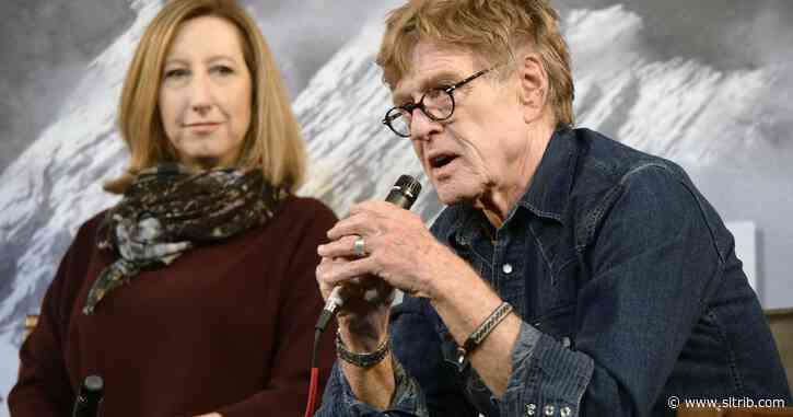 Sundance Institute moves filmmakers' labs from Redford's resort to online, because of coronavirus