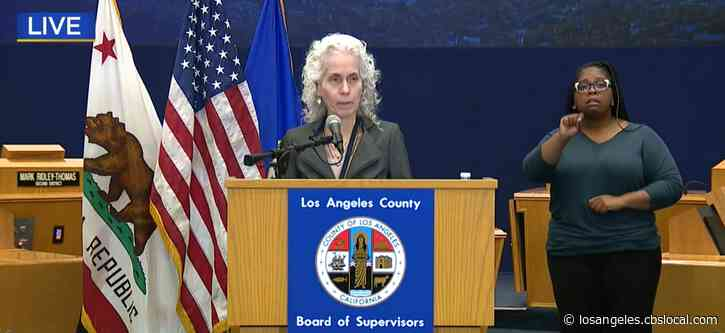 Coronavirus: 3 New Deaths In LA County, CDC Reviewing Lancaster Case