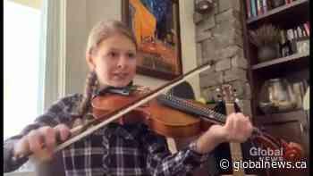 N.B. music teacher creates student concert for isolated seniors