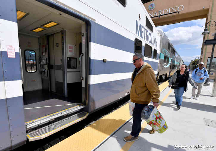 Metrolink to reduce service by 30% amid coronavirus outbreak