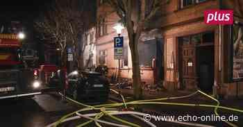 Zigarettenkippe verursacht verheerendes Feuer in Frankenthal - Echo Online