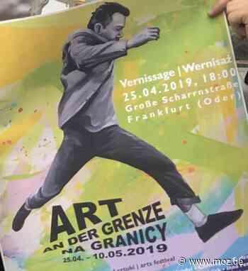 """Kultur in Frankfurt (Oder): Kunstfestival """"ART an der Grenze"""" wird verschoben - Märkische Onlinezeitung"""